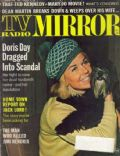 Doris Day on the cover of TV Radio Mirror (United States) - December 1970
