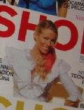 Nicole Neumann on the cover of Shop (Argentina) - June 2007