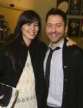 Michael Weston and Priscilla Ahn