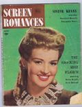Screen Romances Magazine [United States] (August 1950)