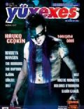 Hayko Cepkin on the cover of Yuxexes (Turkey) - June 2007