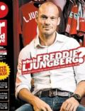 Fredrik Ljungberg on the cover of Other (United States) - September 2010