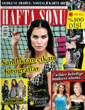 Ebru Salli, Özge Özberk on the cover of Haftasonu (Turkey) - November 2010