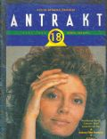 Susan Sarandon on the cover of Antrakt (Turkey) - March 1993