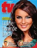 Agnieszka Wlodarczyk on the cover of Program TV (United States) - June 2009