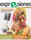Expresiones Magazine [Ecuador] (9 November 2010)