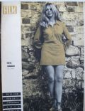 Lucja Kowolik on the cover of Film (Poland) - September 1972