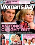 Antonio Banderas, Melanie Griffith on the cover of Womans Day (Australia) - April 2012