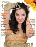 Laura Esquivel, Laura Esquivel, Thelma Fardín on the cover of Tweens (Argentina) - May 2008