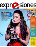 Expresiones Magazine [Ecuador] (13 January 2012)