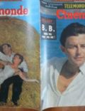 Cinemonde Magazine [France] (21 July 1959)