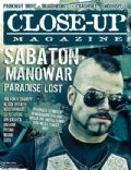 Close-Up Magazine [Sweden] (May 2012)