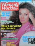 Jane Seymour on the cover of Womans World (United States) - April 1993