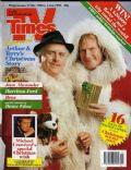 TV Times Magazine [United Kingdom] (17 December 1988)