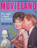 Doris Day, Suzanne Pleshette, Troy Donahue, Troy Donahue and Suzanne Pleshette on the cover of Movieland (United States) - April 1964
