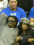 Lil' Wayne and Shanell