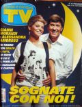 Alessandra Amoroso on the cover of TV Sorrisi E Canzoni (Italy) - November 2009