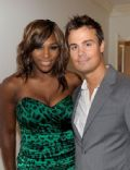 Gregory Michael and Serena Williams