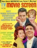 Annette Funicello, Connie Stevens, Elvis Presley, Vince Edwards on the cover of TV and Movie Screen (United States) - September 1962