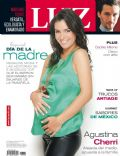 Agustina Cherri, Mariano Torre on the cover of Luz (Argentina) - October 2011