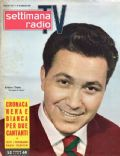 Settimana Radio TV Magazine [Italy] (15 February 1959)