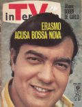 Erasmo Carlos on the cover of Intervalo (Brazil) - July 1967
