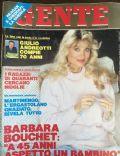 Gente Magazine [Italy] (19 January 1989)