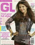 Victoria Justice on the cover of Girls Life (United States) - October 2011