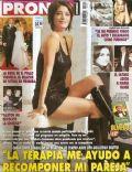 Pronto Magazine [Argentina] (23 July 2008)