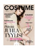on the cover of Costume (Norway) - May 2014