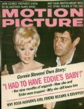 Connie Stevens on the cover of Motion Picture (United States) - December 1967