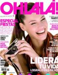 Andres Gil, Brenda Asnicar, Brenda Asnicar and Andres Gil, Brian Vainberg, Camila Outon, Carolina Ardohain, Laura Esquivel, Nicole Luis, Santiago Talledo on the cover of Other (Argentina) - December 2008
