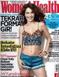 Nil Karaibrahimgil on the cover of Womens Health (Turkey) - September 2012