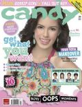 Shaina Magdayao on the cover of Candy (Philippines) - May 2009