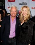 Michel Stern and Lisa Kudrow