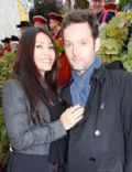 Anggun and Cyril Montana