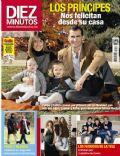 Diez Minutos Magazine [Spain] (26 December 2007)
