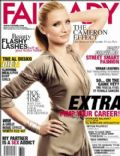 Cameron Diaz on the cover of Fairlady (South Africa) - March 2011