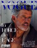 Vogue Hommes International Magazine [France] (September 2010)
