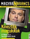 Magyar Narancs Magazine [Hungary] (18 August 2011)