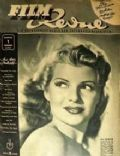 Rita Hayworth on the cover of Film Revue (Germany) - March 1949