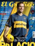 El Grafico Magazine [Argentina] (April 2008)