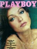 Marie-France Pisier on the cover of Playboy (France) - June 1979