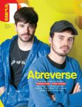 Benjamín Rojas, Felipe Colombo on the cover of Nueva (Argentina) - August 2013