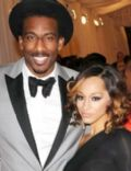Amare Stoudemire and Alexis Welch