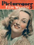 Carole Lombard on the cover of Picturegoer (United Kingdom) - September 1940