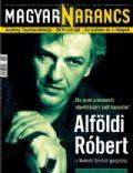 Magyar Narancs Magazine [Hungary] (17 April 2008)