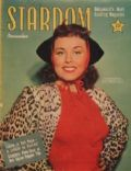 Stardom Magazine [United States] (November 1943)