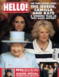 Hello! Magazine [United Kingdom] (12 March 2012)