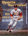 Sports Illustrated Magazine [United States] (30 July 1962)